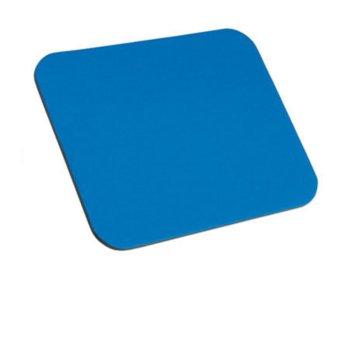 Подложка за мишка, Roline Cloth, синя, 253 х 220 х 7mm image