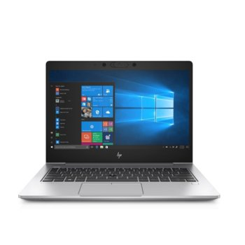 "Лаптоп HP EliteBook 830 G6 (4WE08AV_31306321_D9Y32AA) с подарък докинг станция HP, четириядрен Whiskey Lake Intel Core i5-8265U 1.6/3.9 GHz, 13.3"" (33.78 cm) Full HD IPS Anti-Glare Display, (HDMI), 16GB DDR4, 512GB SSD, 1x Thunderbolt, Windows 10 Pro image"