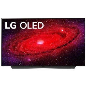 "Телевизор LG OLED48CX3LB, 48"" (121.92 cm) 4K UHD Smart OLED TV, DVB-T2/C/S2, Wi-Fi, LAN, Bluetooth, 4x HDMI, 3x USB  image"