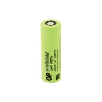 Акумулаторна батерия GP BATTERIES, NiMH 450LAH-B, 1.2V 4500mAh, Ni-MH, 1бр image
