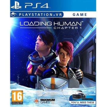 Игра за конзола Loading Human VR Chapter 1, за PS4 image