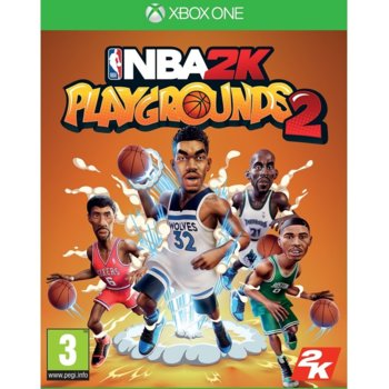 NBA Playgrounds 2 (Xbox One) product