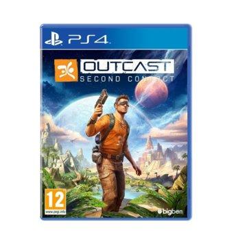 Игра за конзола Outcast - Second Contact, за PS4 image