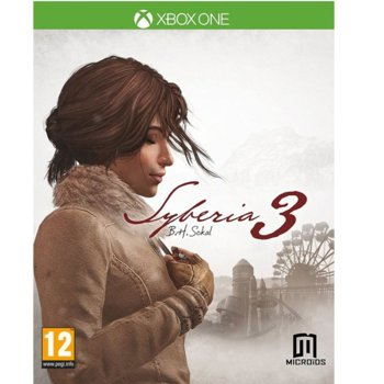 Syberia 3 product