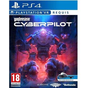 Игра за конзола Wolfenstein: Cyberpilot, за PS4 VR image