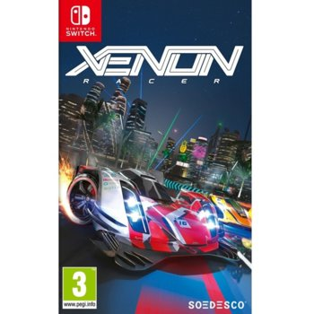 Xenon Racer (Nintendo Switch) product