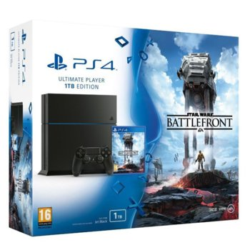 Sony PlayStation 4 1TB Battlefront SE product