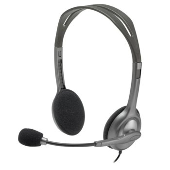 Logitech Stereo Headset H111 product