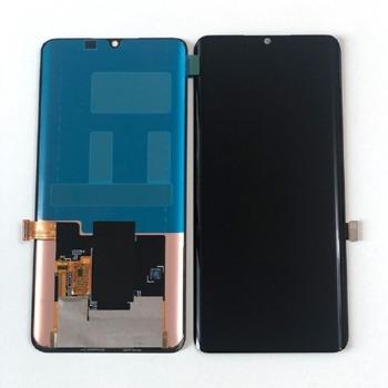 Дисплей за Xiaomi Mi Note 10 Lite, с тъч, черен image
