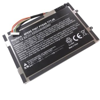 Battery Dell Alienware 14.8V 4250 mAh 63Wh product