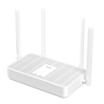 Рутер Xiaomi Mi Router AX1800, 2.4 GHz/5Ghz, Wireless AX, 1x Gigabit WAN, 3x Gigabit LAN, 4x външни антени image