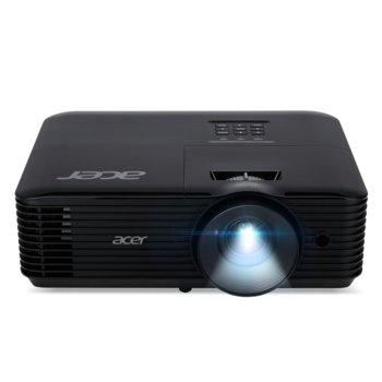 Проектор Acer X1227i, DLP, XGA (1024x768), 20 000:1, 4000 lm, HDMI, VGA, USB  image