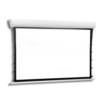 Екран Avers AKUSTRATUS 2 TENSION 27-15 MG BB, за стена/таван, Matt Grey, 3020 x 1620 мм, 16:9 image