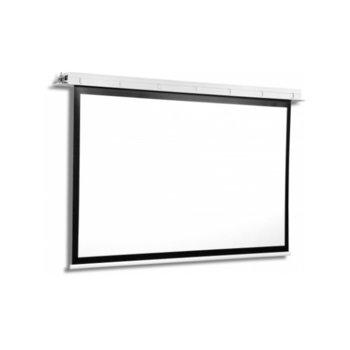 Екран Avers CONTOUR 35-26 MW BB, за стена/таван, Matt White, 3500 x 2650 мм, 4:3 image