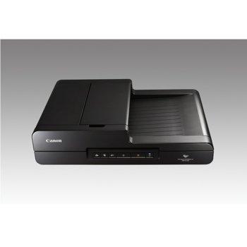 Скенер Canon DR-F120, 600x600 dpi, A4, двустранно сканиране, ADF, USB image