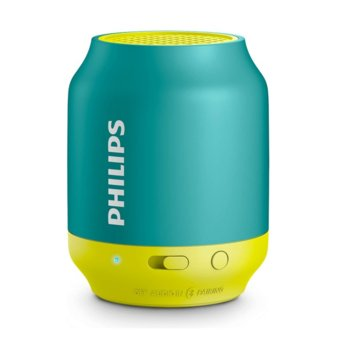 Philips Bluetooth BT25A Green/Yellow product