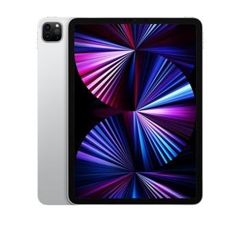 """Таблет Apple iPad Pro Wi-Fi + Cellular (MHW63HC/A)(сребрист) 5G, 11"""" (27.94 cm) Liquid Retina дисплей, осемядрен Apple A12Z Bionic, 8GB RAM, 128GB Flash памет, 12.0 + 10.0 MPix & 12.0 MPix камера, iPad OS, 468g image"""