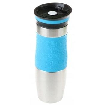 Термочаша Zilner ZL 4318, 380 ml, неръждаема стомана, двуслоен корпус, различни цветове image