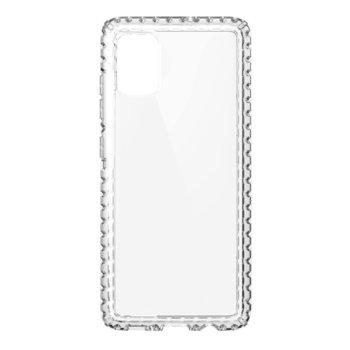 Калъф за Samsung A51, хибриден, Speck Presidio Lite 136020-1212, удароустойчив, прозрачен image
