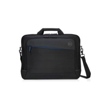 "Чанта за лаптоп Dell Professional Briefcase 15, до 15"" (38.1 cm), черна image"