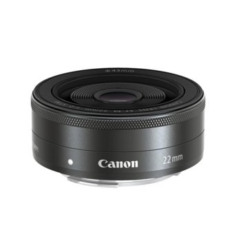 Обектив Canon LENS EF-M 22mm f/2.0 STM image
