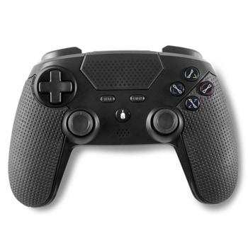 Геймпад Spartan Gear Aspis 2 (068424), за PS4 и PC, безжичен, черен image