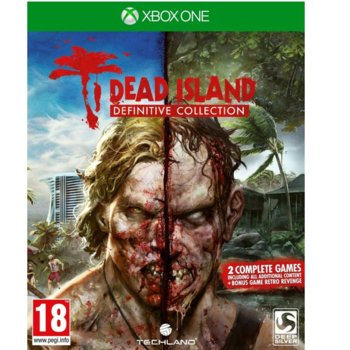 Dead Island Definitive Edition product