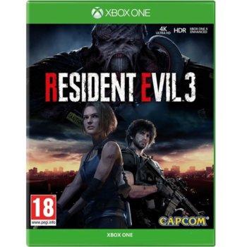 Игра за конзола Resident Evil 3 Remake, за Xbox One image