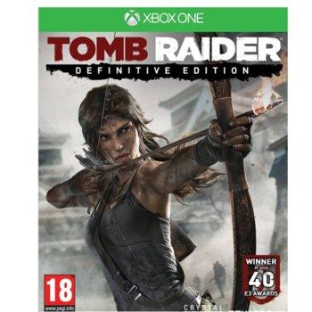 Tomb Raider DE product