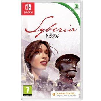 Игра за конзола Syberia - Code in a Box, за Nintendo Switch image