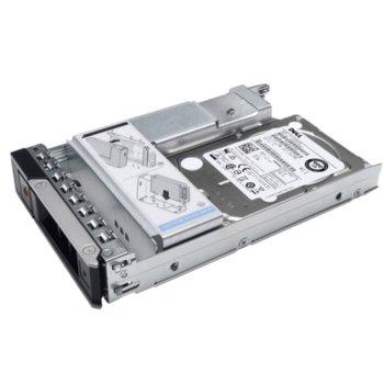 """Твърд диск 600GB Dell 400-ATIL, SAS 12Gb/s, 10 000 rpm, 2.5""""(6.35cm) image"""