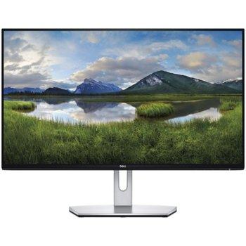 Монитор Dell S2419H, 23.8 (60.45 cm) IPS панел, Full HD, 5ms, 250cd/m2, HDMI, AUX image