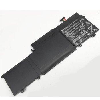 Батерия (оригинална) за лаптоп Asus, съвместима с модели Zenbook UX32A UX32VD VivoBook U38N, 7.4V, 6500mAh image