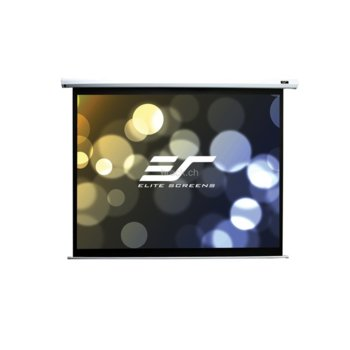 Elite Screen Electric125XH 125 White product