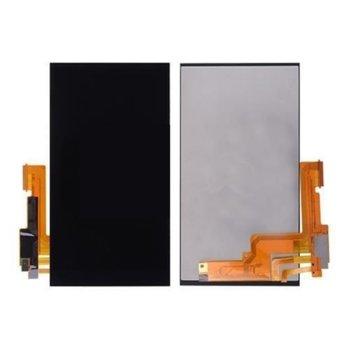 Дисплей за HTC One M9 Plus, LCD, с тъч, черен image