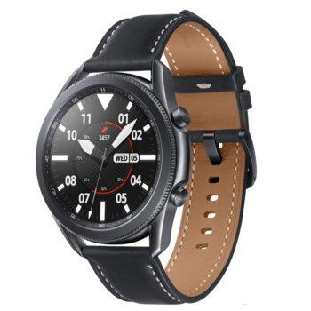 "Смарт часовник Samsung Galaxy 3 R840 (SM-R840NZS), 1.4"" Super AMOLED дисплей, Bluetooth v5.0, NFC, Wi-Fi, 5ATM / IP68, сребрист image"