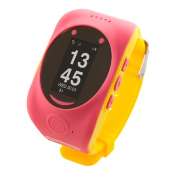 MyKi Pink watch product