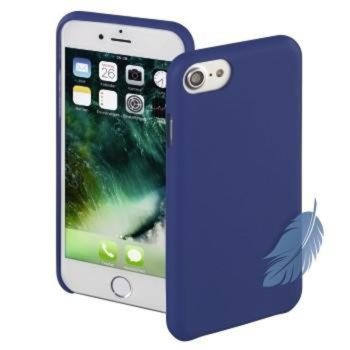 Калъф за Apple iPhone 7/8, пластмаса, Hama Silk, син image
