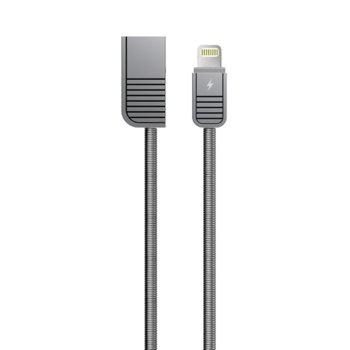 Кабел за данни Remax Linyo RC-088i, от USB A (м) към Lightning (м), размер на кабела 1.0м, различни цветове image