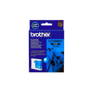 ГЛАВА ЗА BROTHER MFC 240C/440C/465/660/680/845/885/DCP 130C/330/350/540/560/750/770 - Cyan - LC1000C - заб.: 400k image
