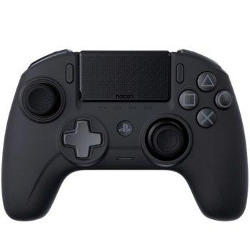 Геймпад Nacon Revolution Unlimited Pro Controller, безжичен, за PS4, черен image