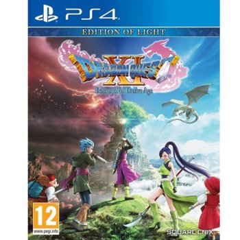 Dragon Quest XI Edition of Light (PS4) product