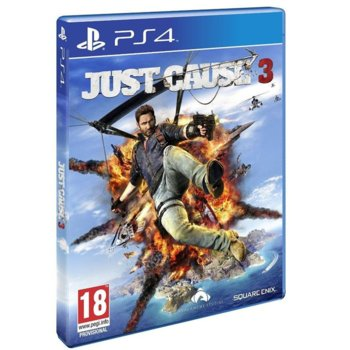 Just Cause 3 product
