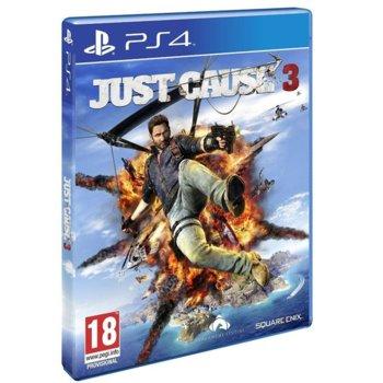 Игра за конзола Just Cause 3, за PS4 image