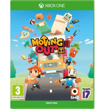 Игра за конзола Moving Out, за Xbox One image