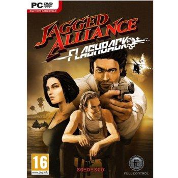 Jagged Alliance: Flashback product