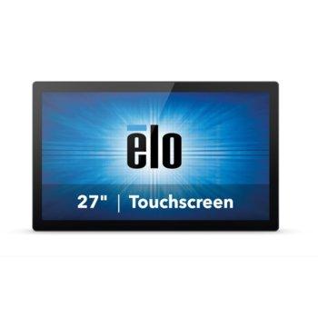 """Монитор Elo ET2794L-2UWC-0-MT-ZB-NPB-G, 27""""(68.58 cm) тъч панел, Full HD, HDMI, VGA, Display port image"""