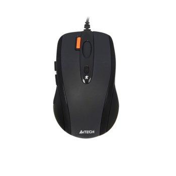 A4Tech N-70FX V-Track padless product