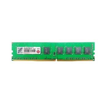 Памет 8GB DDR4 2400MHz, Transcend TS1GLH64V4B, 1.2V image