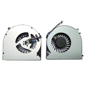Вентилатор за лаптоп, съвместим с Toshiba Satellite L50A L50-A L50T-A L50-AT11W1 L50-AT16W1 image